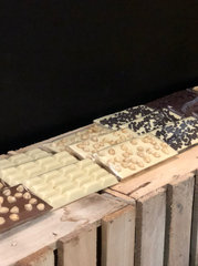 Chocolade tabletten