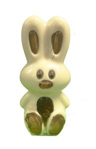Bunny groot ingekleurd wit