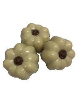pompoentjes met pompoenganache wit